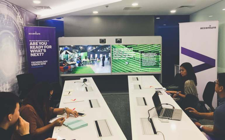 Accenture Technology Vision 2019