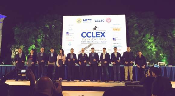 CCLEX loan agreement