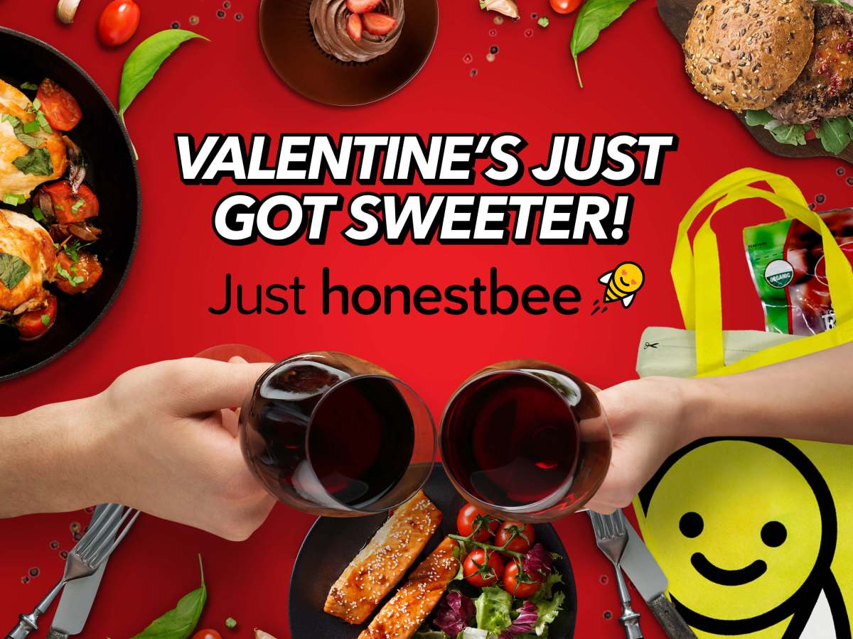Celebrate Valentine's Day comfortably with honestbee