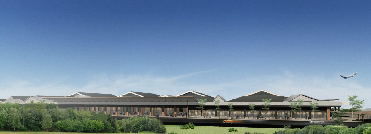 MCIA to build Airport Village 'to improve travel experience'