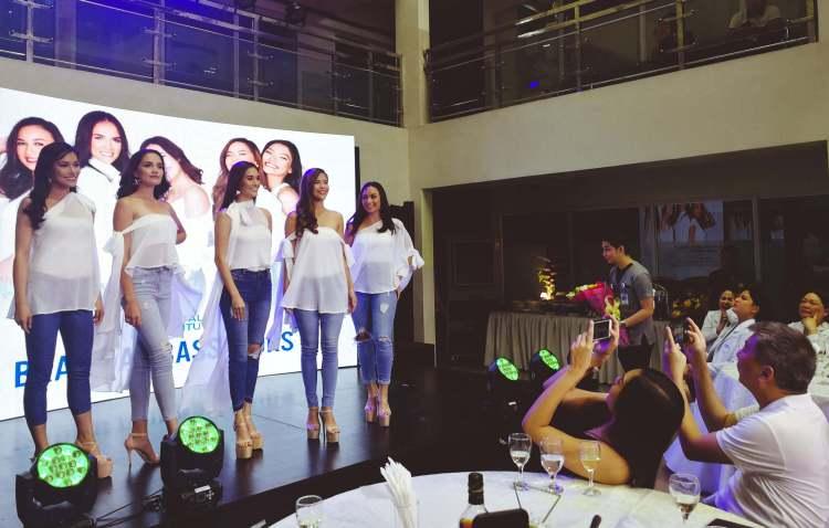 Binibining Cebu 2018 CebuDoc wellness ambassadors