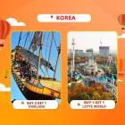 Klook Invasion: Cebu Travel Sale