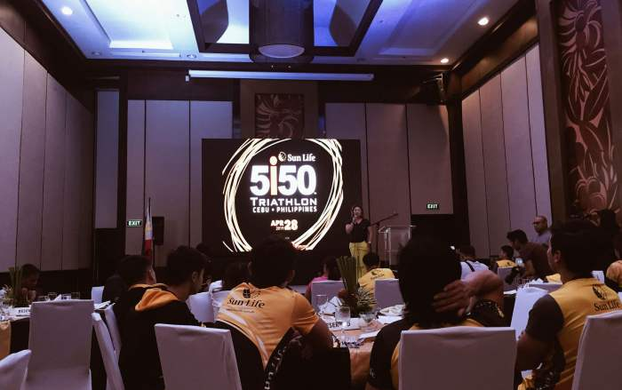 Princess Galura Sun Life 5150 Triathlon Cebu