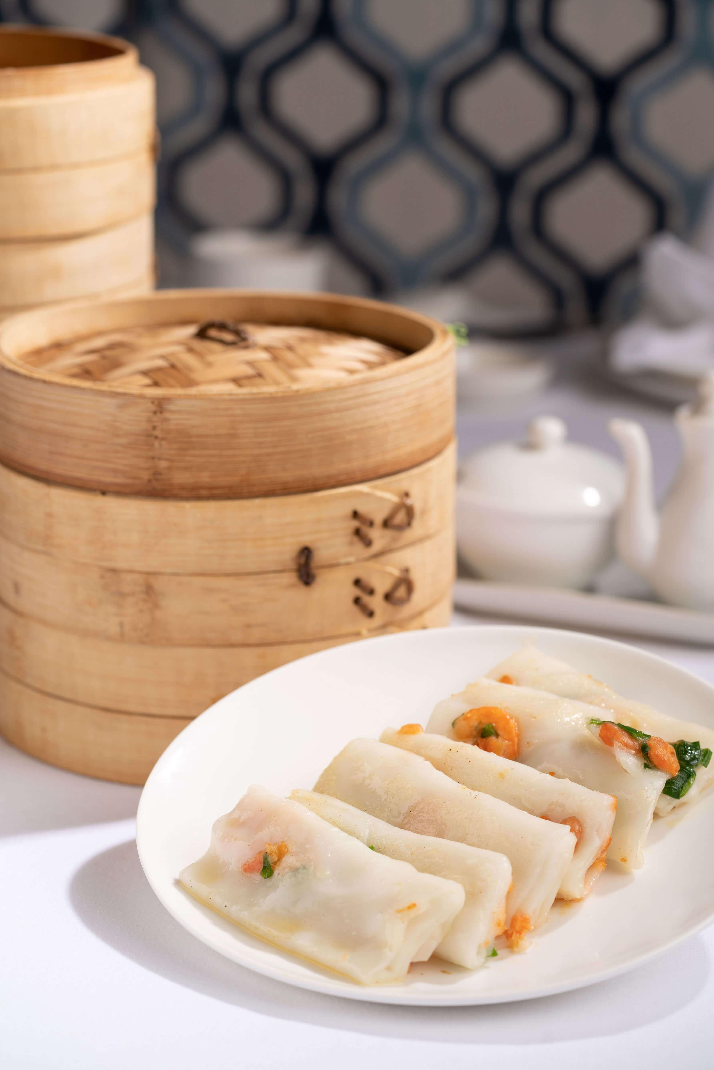 Lunch specials, dimsum parties, Chinese banquets at Hai Shin Lou Cebu