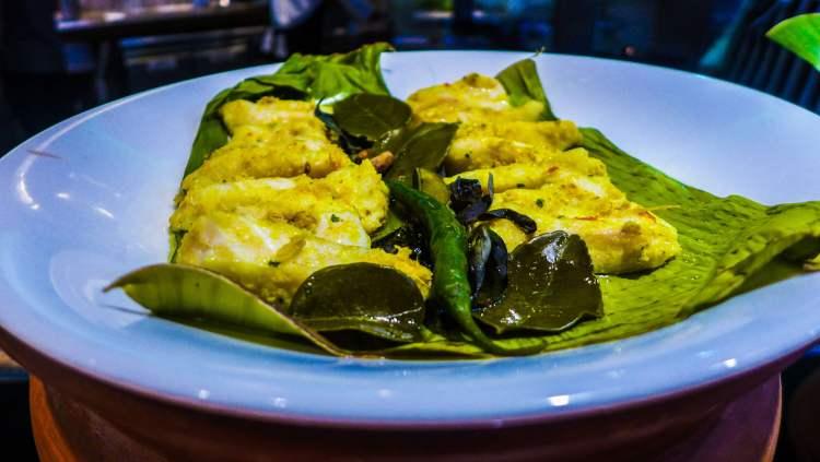 PIYALAM is a Tausug dish of stewed fish with turmeric.
