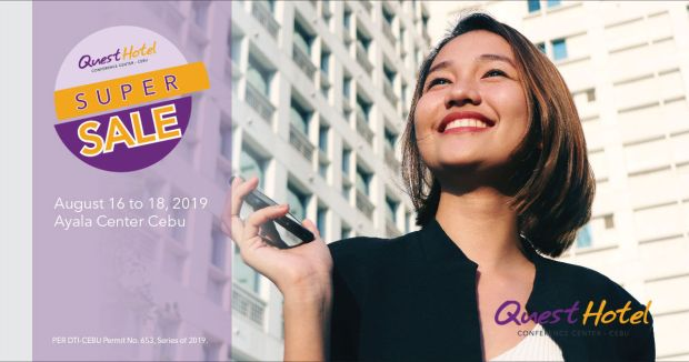 Quest Hotel Super Sale 2019