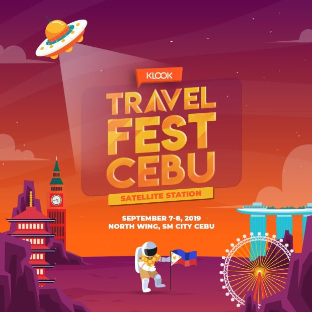 Klook Travel Fest Cebu