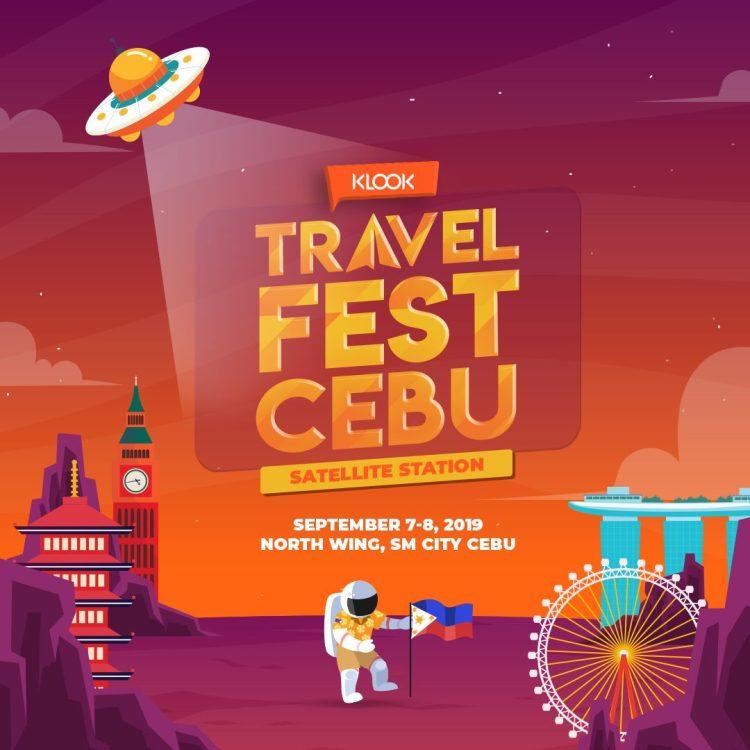 Klook Travel Fest Cebu