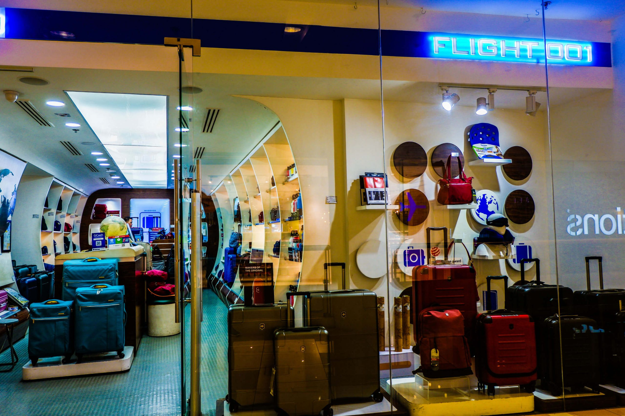 GEAR UP for your next adventure by visiting Flight 001 in Ayala Center Cebu