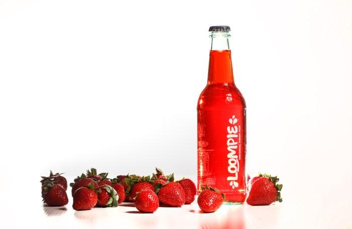 Loompie strawberry
