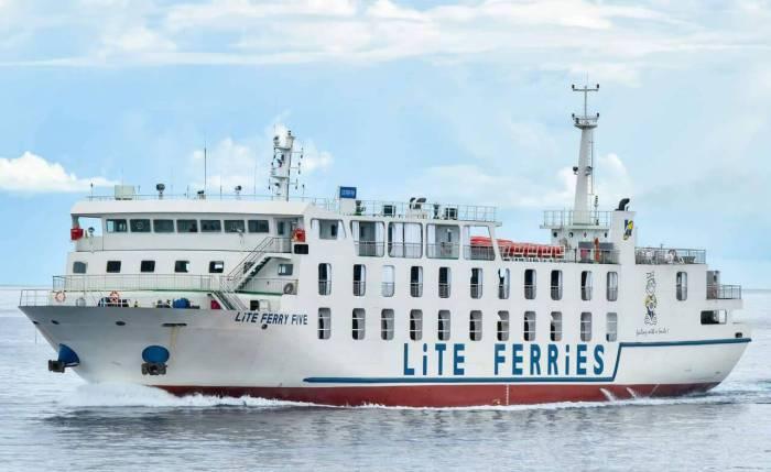 M/V Lite Ferry 5