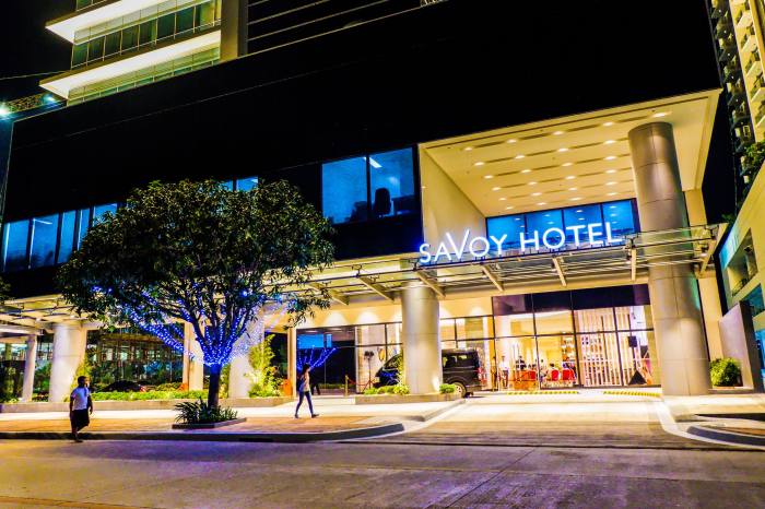OPENING PROMO. As the hotel opens its doors, it will offer introductory rates of P3,288 to P5,888 per night, inclusive of buffet breakfast for two, depending on the room category.