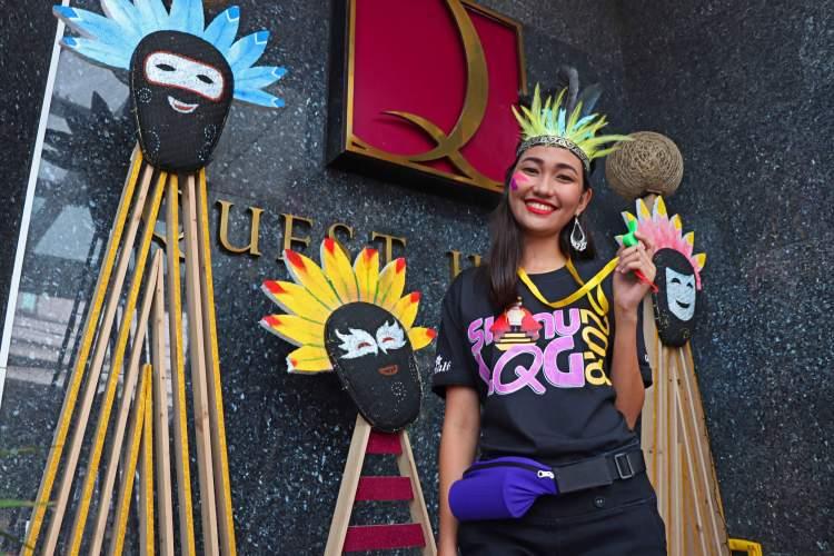 Quest Hotel & Conference Center Cebu celebrates Sinulog