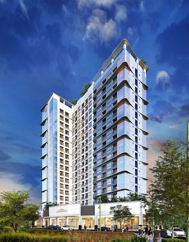 The Pearl Global Residences.