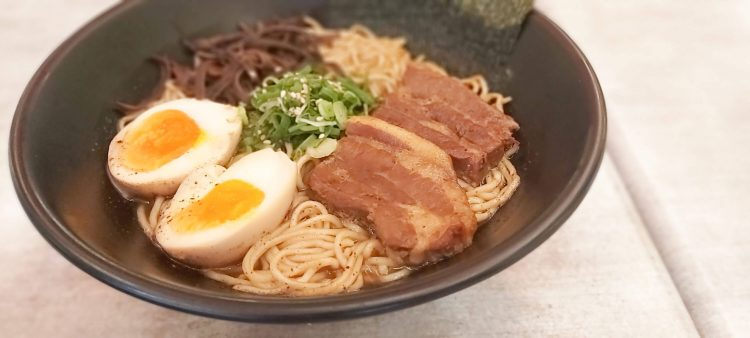 CHEESE BARI KOTE RAMEN. Cheese is added to the resto's signature dish to offer a mouthwatering explosion of different flavors.