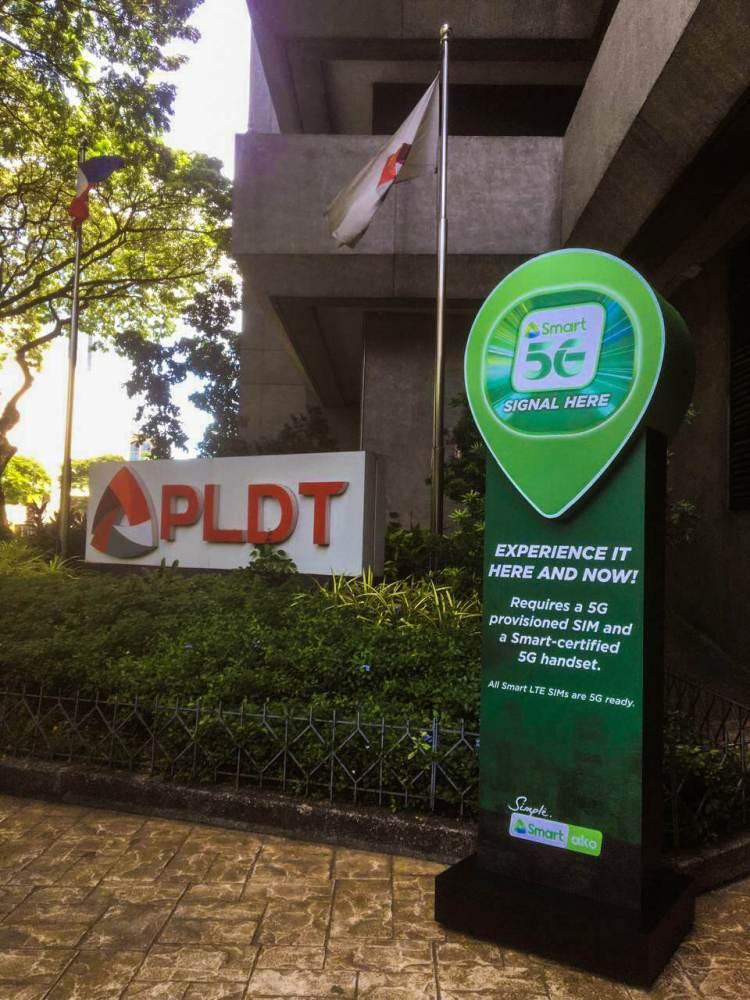 Smart 5G in Makati