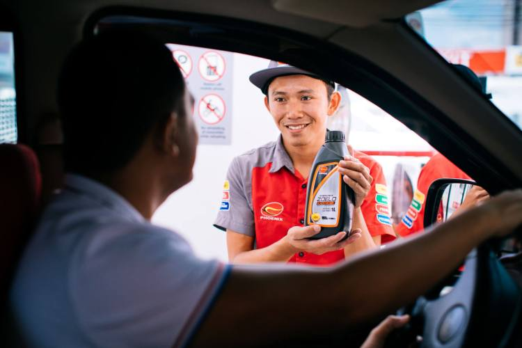 Motorists can now avail of more quality products from Phoenix as its engine oils and lubricants are now registered and certified by the American Petroleum Institute (API) and classified by the Japanese Automotive Standards Organization (JASO).