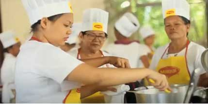 Nestlé Philippines, one of the country's top corporations and a leading Nestlé market worldwide, marked its 110thyear by committing to intensify its programs as Filipinos' Kasambuhay for Good. In line with this, the company pioneers efforts to enable help enable millions of children and families to lead healthier, happier lives through programs like the MAGGI Sarap Sustansya Kusinaskwela.