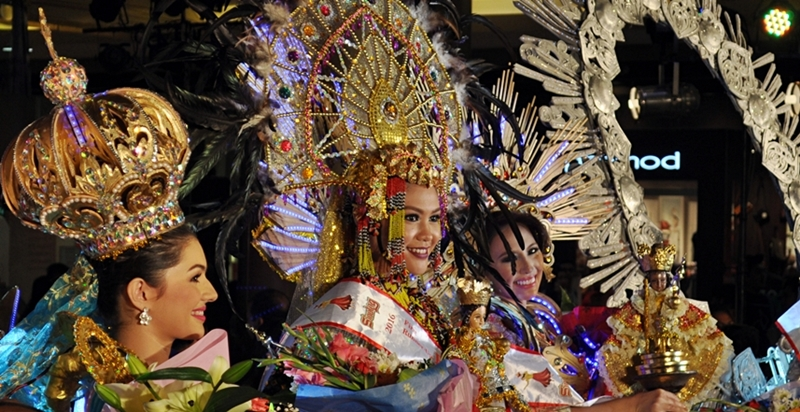 Sinulog Festival Queen 2016 – Runway Competition