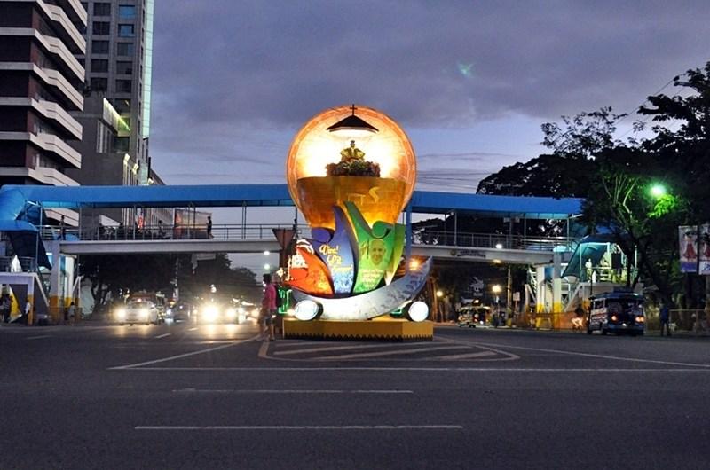 Sinulog 2016 Street Displays