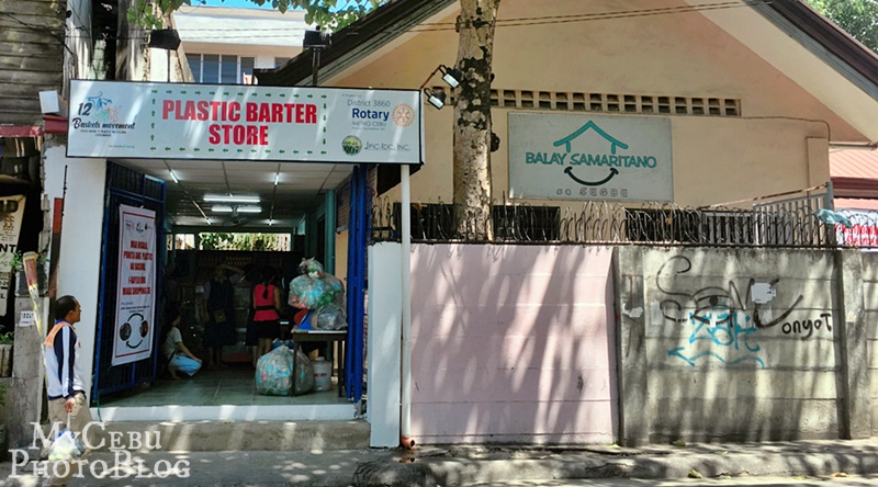 Balay Samaritano and the First-Ever Plastic Barter Store in Cebu