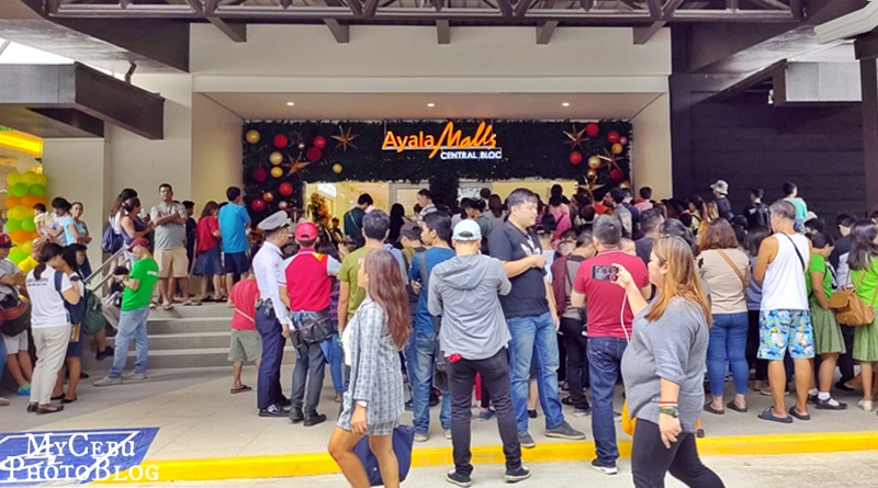 In Photos: Opening of Ayala Malls Central Bloc