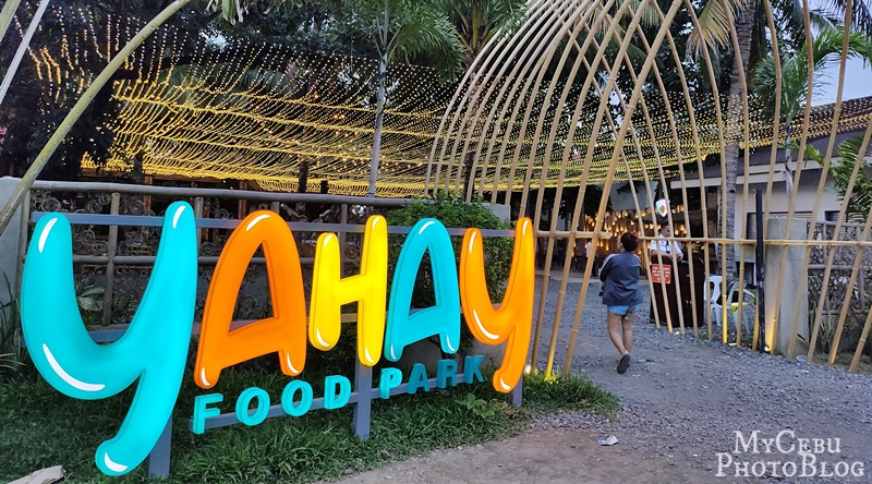 Is Yahay Food Park the Most Gorgeous Food Park in Cebu?