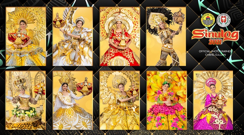 Sinulog Festival Queen 2021 – Official Candidates