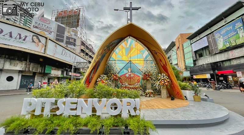 Sinulog 2021 Fuente Display by Penshoppe