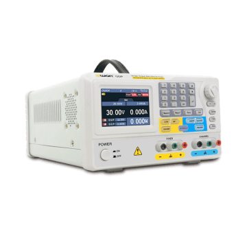 OWON 1-CH Output Programmable DC Power Supply Left