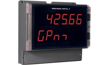 Precision Digital PD2-6060 Helios Dual Analog Input Process Meter