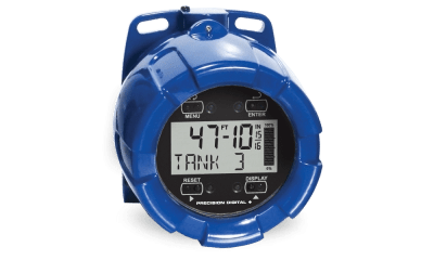 PD6801 ProtEX-F&I Explosion-Proof Loop-Powered Feet & Inches Level Meter