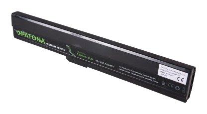 Acumulator tip Asus A52 A52F A52J A52JB A31 A32 A41 K62 P62 Pro51 akku 2332 asus premium9 1