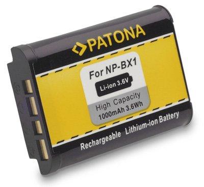 Acumulator tip Sony NP-BX1 akku Pat NP BX1 1