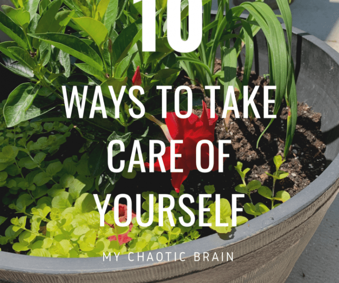 10 Ways to Take Care of Yourself