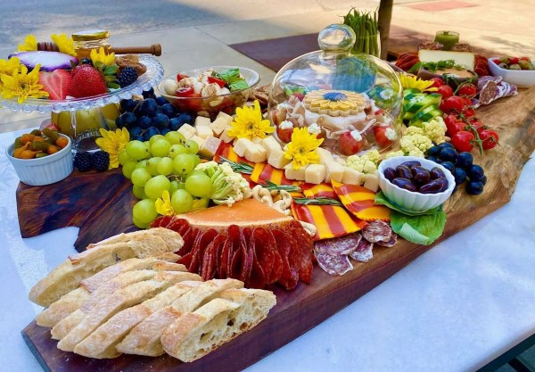 Build Your My CharCUTErie Board