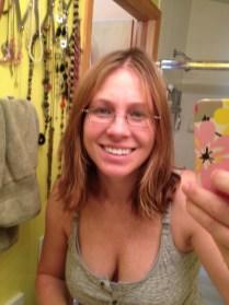 Eye glasses I haven't worn since I had PRK (lasik) eye surgery like 6 years ago