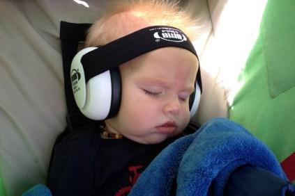 Sleepy baby <3