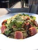 Ahi Tuna Salad? YES PLEASE!