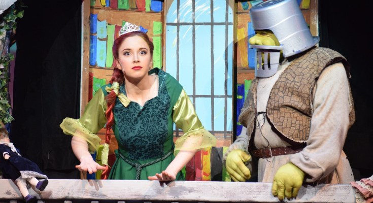 Shrek to Perform 3 Free Performances at Eagleview Town Center