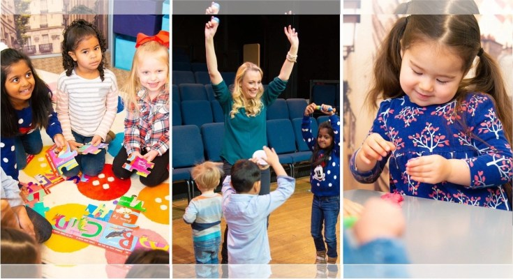 SALT Performing Arts Announces New Venture for Children Ages 3, 4 and 5, Playhouses for Preschoolers