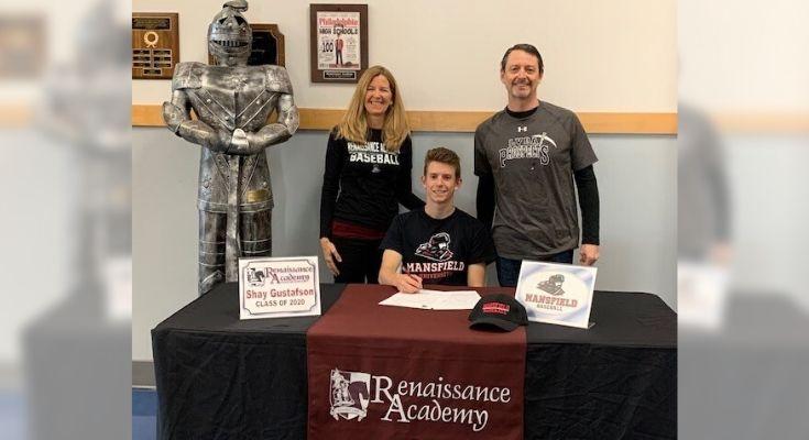 Renaissance Academy Senior to Play Baseball for Mansfield