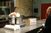 Talented chefs will teach you how to make your own yumminess in the brand new Teaching Kitchen!