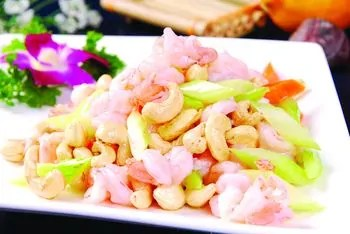 Honey Walnut Prawns Recipe
