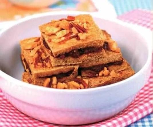 Chinese Fried Bean Curd Sandwich Recipe