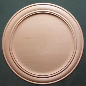 Double Beaded Narrow Rim Plate
