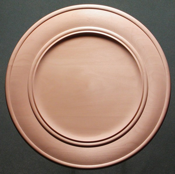 Double Beaded Rim Plate