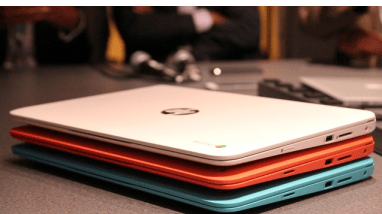 HP 14 chromebook