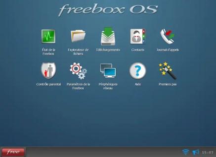 freebox OS