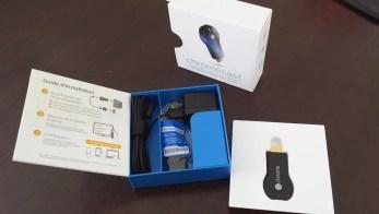 Box Chromecast